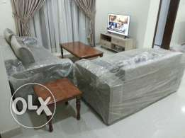 New flat for rent Fully furnished Hall in Hidd