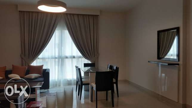 Luxurious super deluxe stylish 2 b/r fully furnished apartment zinj