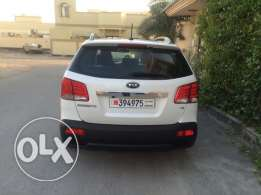 Kia Sorento 2012 full option panoramic