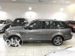 Range Rover Sport 2009 Supercharged