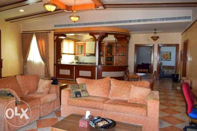 Fully Furnished Penthouse For Rent At Saar (Ref No:23SRS)