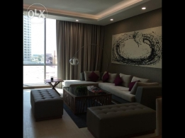 Deluxe executive two bhk fully furnished apartment