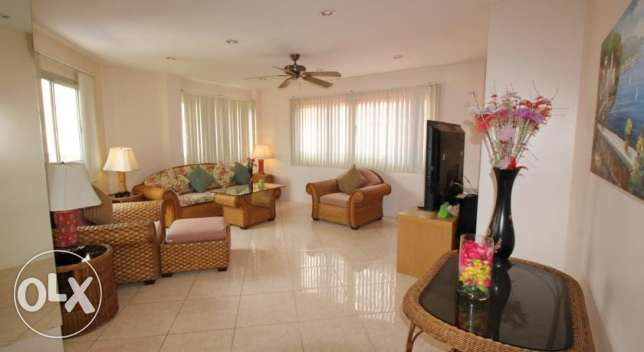 An Admirable Furnished Apartment w/ Pool