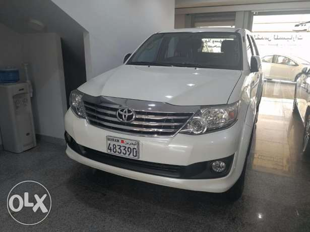Fortuner 2014/V4 engine/BD:7,500