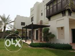 Villas for Rent semi furnished compound villa close to KSA