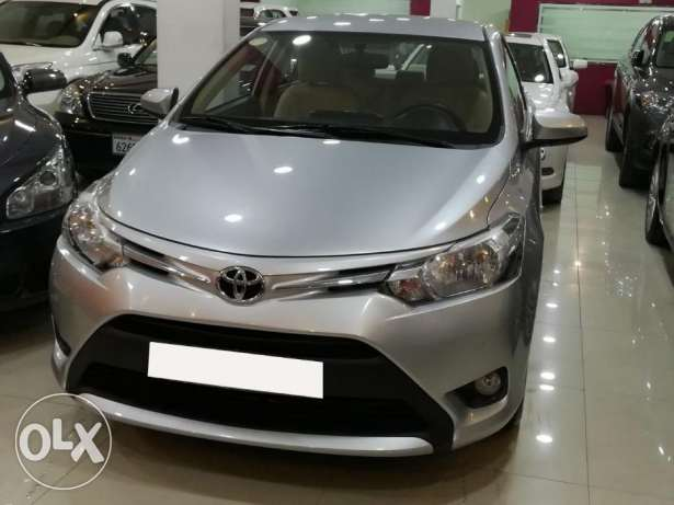 Toyota Yaris Model 2015 Monthly Available