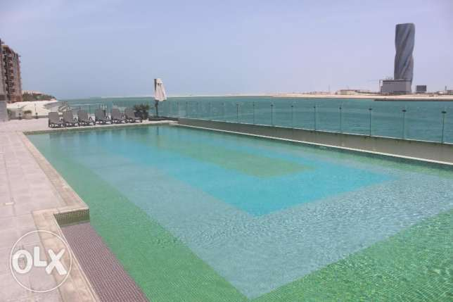 Outstanding Sea view Seef 2 BR / Balcony