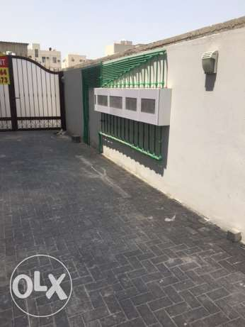 salmabed brand new garage for quick rent