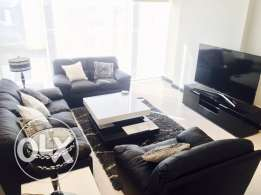 Two bedrooms apartment in Reef-Island.