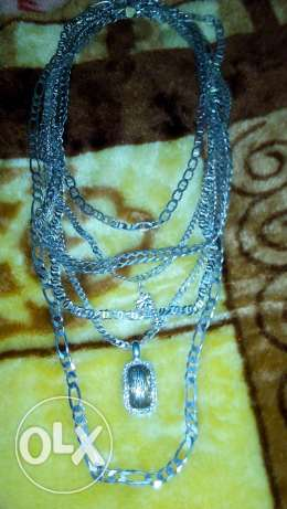 6 chains 925Silver for men