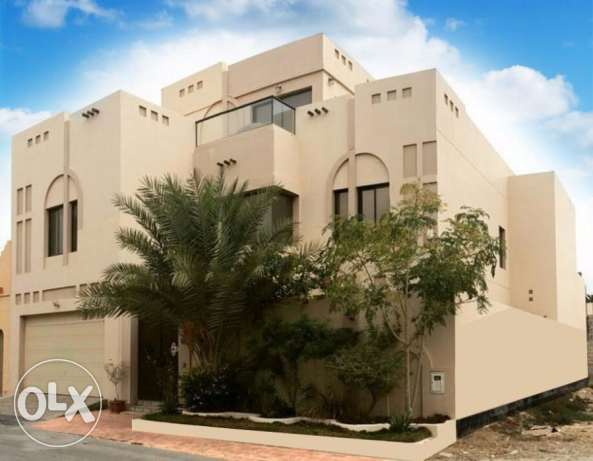 Modern 5 BR villa for sale in Saar Close Sant crest school