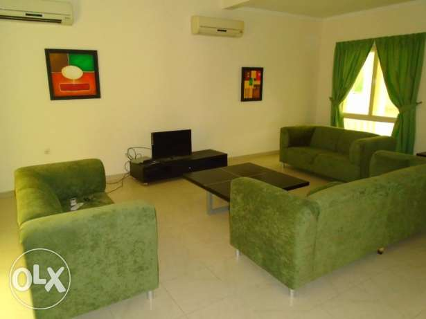 4 Bedroom Very charming f/furnished Apartment in Tubli