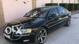 For Sale Audi A8 L Quattro Model.2008 V8. 4.200cc