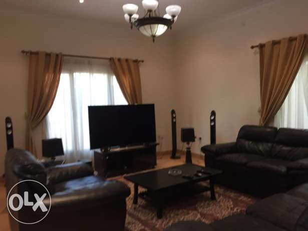 4 Bedrooms Fully Furnished Villa in Juffair