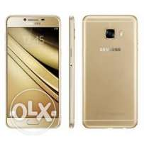 Samsung galaxy C7 gold colour 64 gb