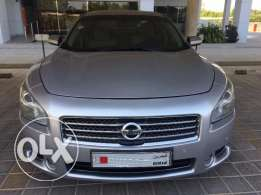 Nissan Maxima - Model 2010 - Silver Color For Sale