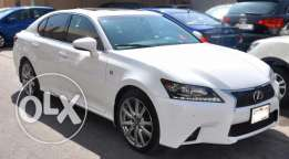 Good condition 2014 Model LEXUS GS 350 for sale