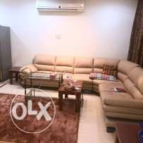 For rent/ Buheir; Three BHK aprt with all amenities/ pool + gym