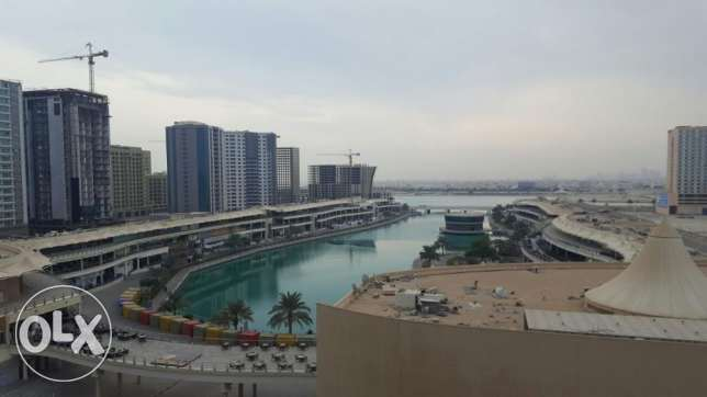 2br (lagoon view) flat for rent in amwaj island جزر امواج  -  2