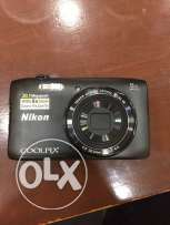 Nikon coolpix s3100 never used