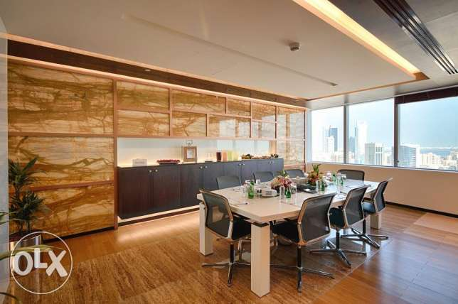 Most Luxurious Serviced Offices for Rent