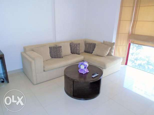 Juffair-1 bedroom flat fully furnished