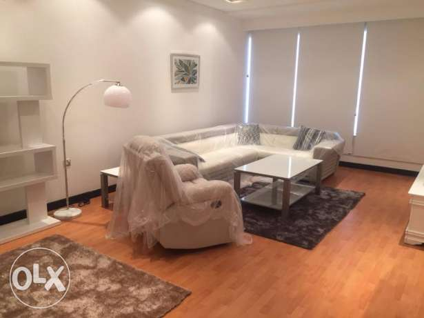 Spacious Apartment for sale 3 bedroom fully furnished at Abraj Al Lulu