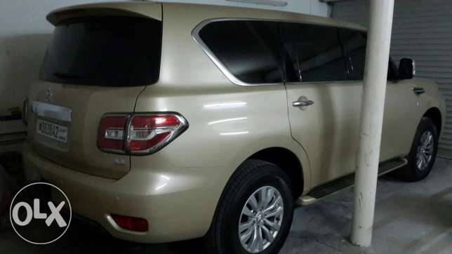 Nissan safari SE very clean like new low mileage