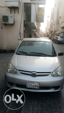 Toyota echo 2005 model excellent condition