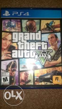 For sale gta 5 for ps4