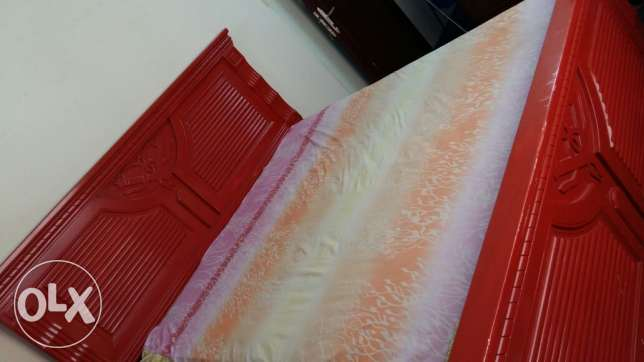 Urgent ..must go by tomorrow 26-05..King size BEd for sale