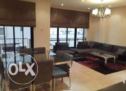 3 Bedroom fully furnished modern apartment for rent - all inclusive