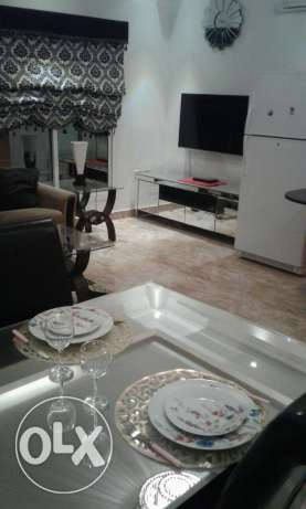 Closed to Saar mall 2 BHK flat with private garden سار -  6