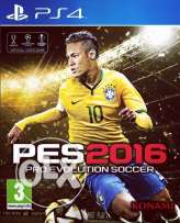 Brand new FIFA16 and PES 2016