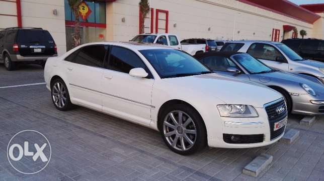 Audi A8 in Good Condition - For urgent sale. Expat leaving
