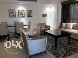 1 Bedroom beautiful Apartent in Mahooz fully furnished