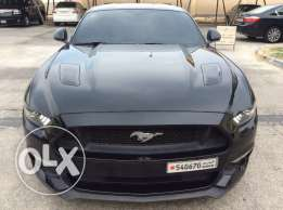 For Sale 2015 Ford Mustange GT (50 Years) Single Owner Bahrain Agency