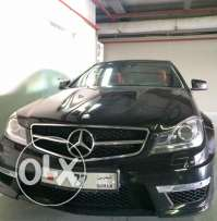 Mercedes Benz C63 AMG Coupe 2015