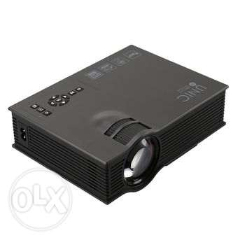 New Led Projector Wifi/mobile Home Cinema Boxpack
