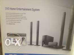 DVD home entertainment system on sale