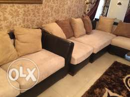 Deluxe Sofa Set | As good as New!