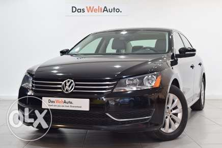 Volkswagen Approved Passat SE-MY 2014,With Two years Warranty
