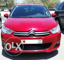 Citroen C4 fully loaded agent maintained