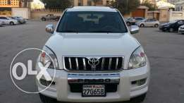 2006 toyota prado vx 6cylinder Full option no accident no repaint