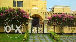 Luxury 4 bedrooms semi furnished villa for rent in sar
