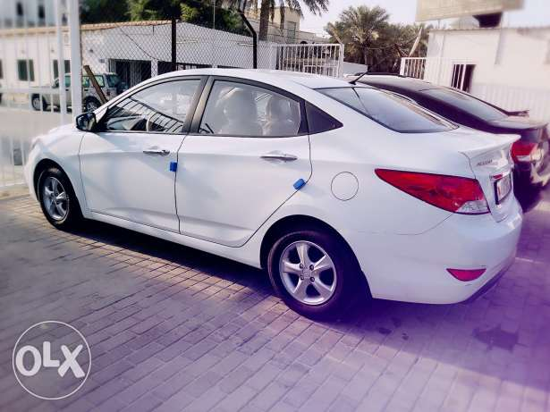 Hyundai Accent 1.6 special edition 2015 model for sale