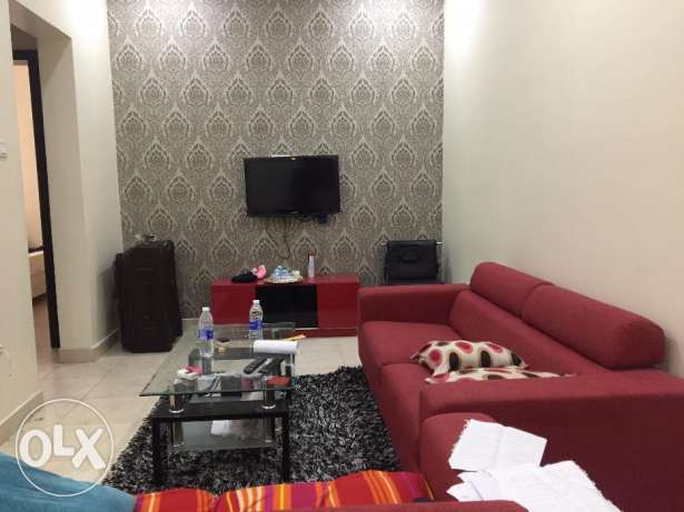 FULLY furnished 1 BEDroom Studiotype flat