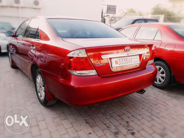 Toyota camry gli 2006 model for sale المحرق‎ -  2