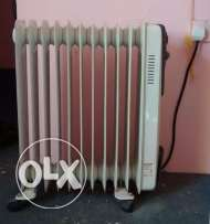 Room Heater Black & Decker 11 Fins