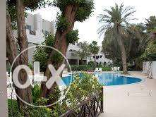 Semi furnished villa in Adliya with facilities